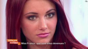 Delphine Wespiser dans Toute une Histoire - 30/04/14 - 26