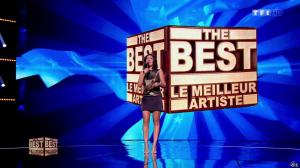 Estelle Denis dans The Best - 18/04/14 - 04