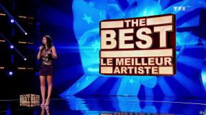 Estelle Denis dans The Best - 18/04/14 - 05