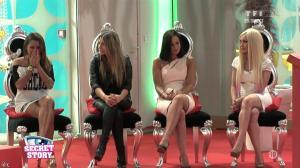 Florine, Emilie, Anaïs et Clara dans Secret Sory - 09/08/13 - 06