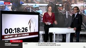 France Pierron dans Menu Sport - 14/05/14 - 09