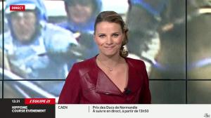 France Pierron dans Menu Sport - 14/05/14 - 10