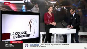 France Pierron dans Menu Sport - 14/05/14 - 12