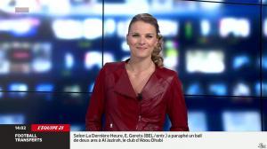 France Pierron dans Menu Sport - 14/05/14 - 13