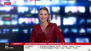 France Pierron dans Menu Sport - 14/05/14 - 14