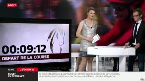 France Pierron dans Menu Sport - 24/04/14 - 04