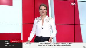 France Pierron dans Menu Sport - 28/04/14 - 05