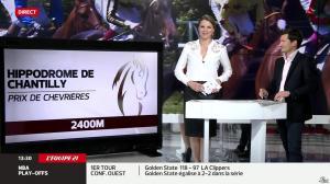 France Pierron dans Menu Sport - 28/04/14 - 08