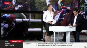 France Pierron dans Menu Sport - 28/04/14 - 11
