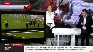 France Pierron dans Menu Sport - 28/04/14 - 12