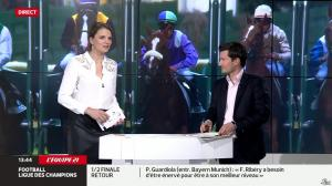 France Pierron dans Menu Sport - 28/04/14 - 14