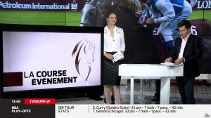 France Pierron dans Menu Sport - 28/04/14 - 15