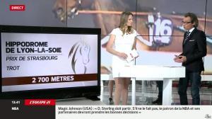 France Pierron dans Menu Sport - 29/04/14 - 10