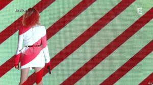 Hollysiz dans les Victoires de la Musique - 14/02/14 - 01