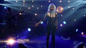 Hollysiz dans les Victoires de la Musique les Revelations - 15/02/14 - 01