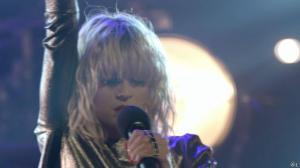Hollysiz dans les Victoires de la Musique les Revelations - 15/02/14 - 04