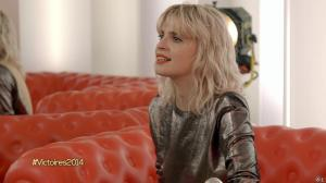 Hollysiz dans les Victoires de la Musique les Révélations - 15/02/14 - 08