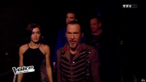Jenifer Bartoli dans Intro de The Voice - 11/01/14 - 01