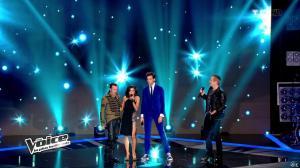 Jenifer Bartoli dans Intro de The Voice - 11/01/14 - 07