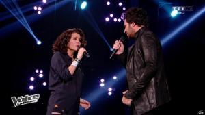 Jenifer Bartoli dans The Voice - 10/05/14 - 05