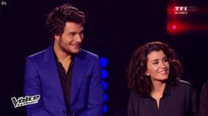 Jenifer Bartoli dans The Voice - 10/05/14 - 10