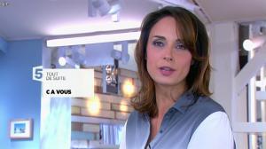 Julia Vignali dans C à Vous - 17/02/14 - 02