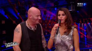 Karine Ferri dans The Voice - 03/05/14 - 04