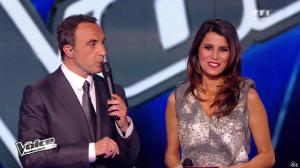 Karine Ferri dans The Voice - 03/05/14 - 06