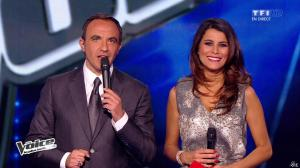 Karine Ferri dans The Voice - 03/05/14 - 07