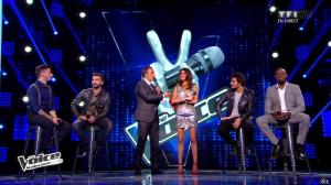 Karine Ferri dans The Voice - 03/05/14 - 09
