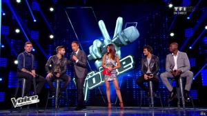 Karine Ferri dans The Voice - 03/05/14 - 11