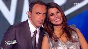 Karine Ferri dans The Voice - 03/05/14 - 12