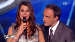 Karine Ferri dans The Voice - 03/05/14 - 13