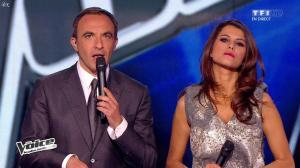 Karine Ferri dans The Voice - 03/05/14 - 14