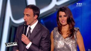 Karine Ferri dans The Voice - 03/05/14 - 16