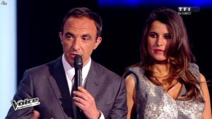 Karine Ferri dans The Voice - 03/05/14 - 17