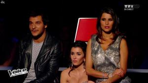 Karine Ferri dans The Voice - 03/05/14 - 18