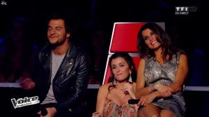 Karine Ferri dans The Voice - 03/05/14 - 19