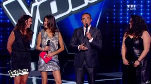 Karine Ferri dans The Voice - 03/05/14 - 20