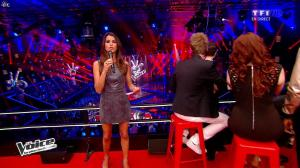 Karine Ferri dans The Voice - 19/04/14 - 01
