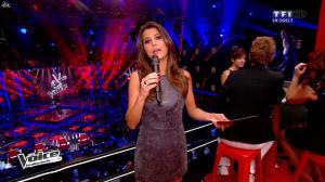 Karine Ferri dans The Voice - 19/04/14 - 02