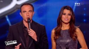 Karine Ferri dans The Voice - 19/04/14 - 05