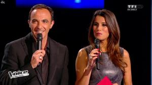 Karine Ferri dans The Voice - 19/04/14 - 13