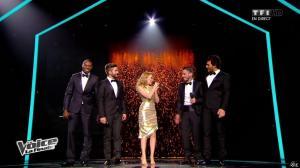 Kylie Minogue dans The Voice - 10/05/14 - 03