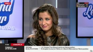 Malika Ménard dans le Grand Tour - 29/03/14 - 02