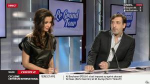 Malika Ménard dans le Grand Tour - 29/03/14 - 03
