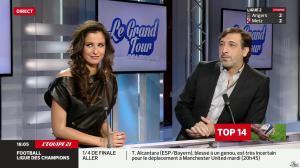 Malika Ménard dans le Grand Tour - 29/03/14 - 04