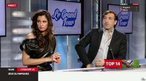 Malika Ménard dans le Grand Tour - 29/03/14 - 05