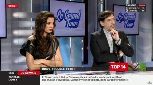 Malika Ménard dans le Grand Tour - 29/03/14 - 07
