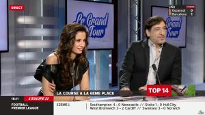 Malika Ménard dans le Grand Tour - 29/03/14 - 08